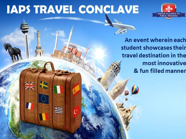 IAPS Travel Conclave