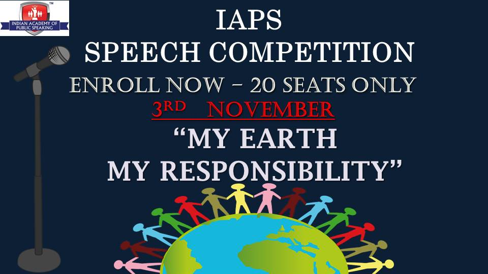 IAPS Speech Competition